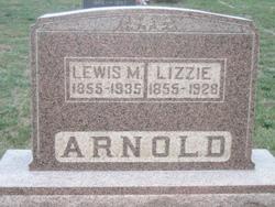 Lizzie <i>Butterick</i> Arnold