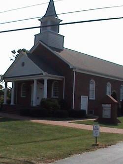 Andrew Chapel United Methodist Church Cemetery