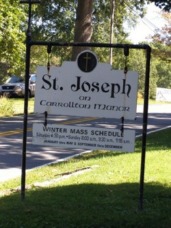 Saint Josephs Carrollton Manor Cemetery