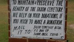Faxon Cemetery