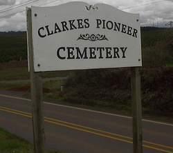 Clarkes Pioneer Cemetery