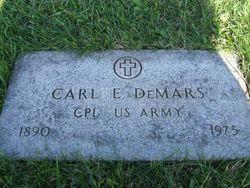 Corp Carl Edwin DeMars