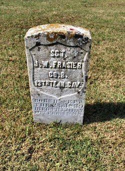 Sgt John W. Frasier