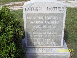 Isabella Elizabeth Kendrick <i>Hopkins</i> Harrell