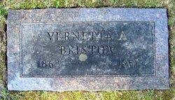Vernetta Alice Nettie <i>Jones</i> Bristow