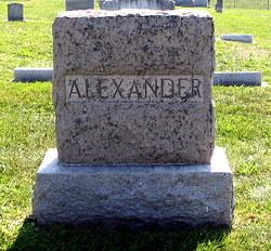 Rena Jane <i>Runkle</i> Alexander