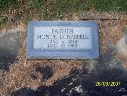Montraville Delmar Harrell