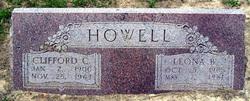 Leona Beatrice <i>Kirkwood</i> Howell