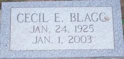Cecil Eugene Blagg