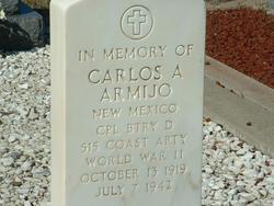 Carlos Arturo Armijo