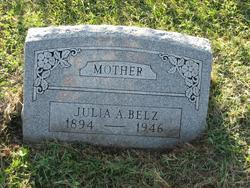 Julia A Belz