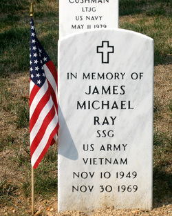 Sgt James Michael Ray