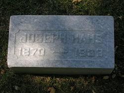 Joseph Joe Hahs