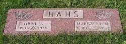 Margaret M. Hahs