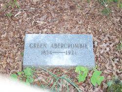 Green Abercrombie