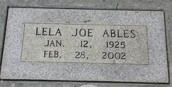 Lela Joe Ables