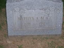 Marilyn A Blagg
