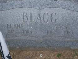 Frank E Blagg