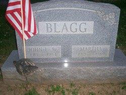 Martha M <i>Mayer</i> Blagg
