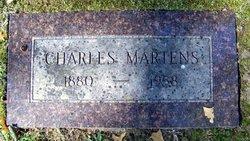 Charles William Martens, Sr