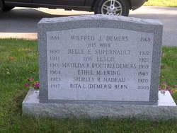 Ethel M. <i>Supernault</i> Ewing