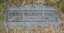 Fielder <i>Magruder</i> Beall