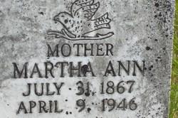 Martha Ann <i>Curtis</i> Owen