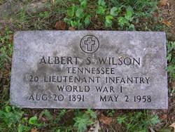 Albert Sydney Wilson