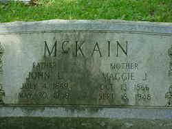 John L. McKain