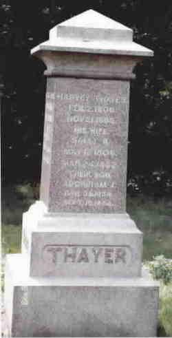 Adoniram J. Thayer