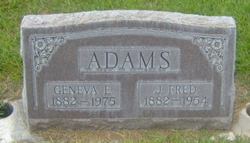 Augusta Geneva <i>Elison</i> Adams