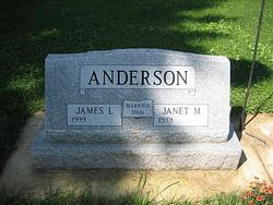 Janet M Anderson