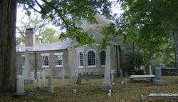 Saint Matthew's Episcopal Churchyard