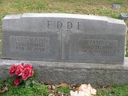 Nancy Ann <i>Throneberry</i> Edde