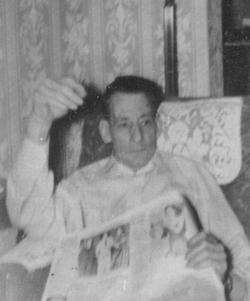 Bernard Harvey