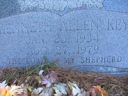 Kenneth Allen Crider Key