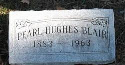 Pearl <i>Hughes</i> Blair