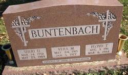 Rev Floyd T Buntenbach
