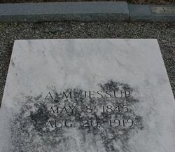 Aaron M. Jessup