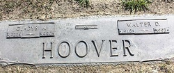 Gladys H, <i>Novak</i> Hoover