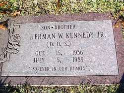 Dr Herman Willis Kennedy, Jr