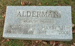 Harry H Alderman