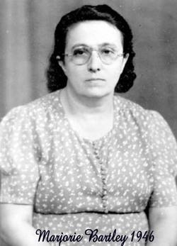 Marjorie Faith <i>(nee Bartley)</i> Edwards
