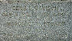 Benjamin S Davison