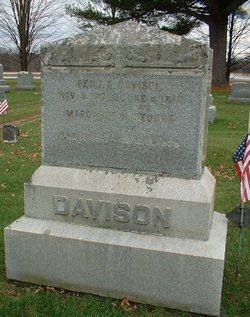 Ellen E <i>Hunt</i> Davison
