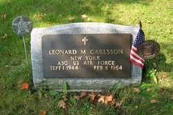 Leonard M Carlsson