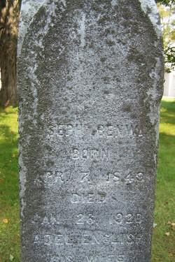 Mary Adel <i>English</i> Benway