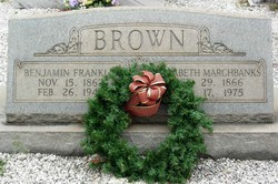 Benjamin Franklin Brown