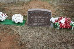 Lillian Mae <i>Dickson</i> Ward