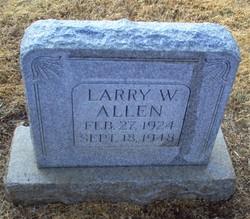 Larry W. Allen